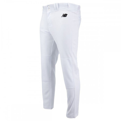 New Balance White Long Game Pants
