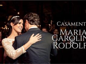 Casamento Maria Carolina e Rodolfo