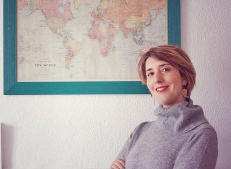 Soy Celia Arroyo psicóloga de duelo migratorio.