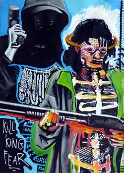 Kill King Fear