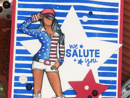 We Salute You 🇺🇸