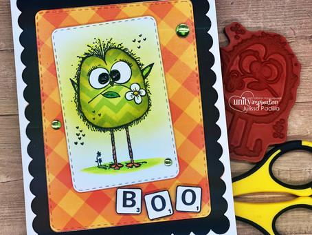 Boo Bird!