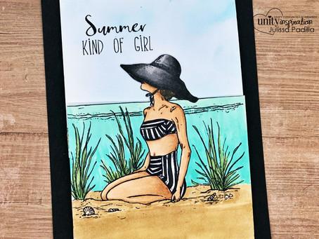 A Summer Kind of Girl