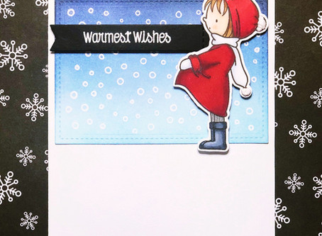 Warmest Wishes - MFT Sketch Challenge 411