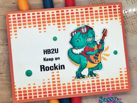 Keep Rockin' on Your Birthday!