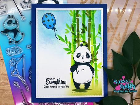Sassy Pants Panda!