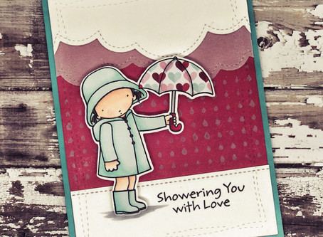 Showering You with Love (repost from Crafty Doodle Chick Blog)