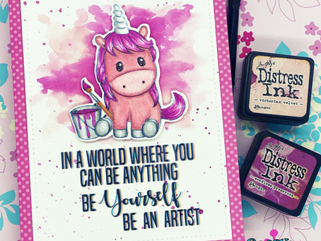 Be Yourself.  Be an Artist!