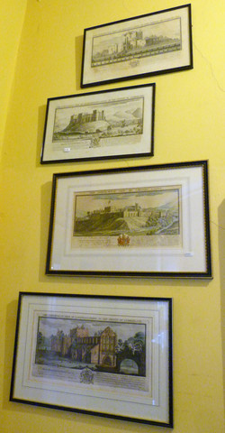 Framed Antiquarian Prints
