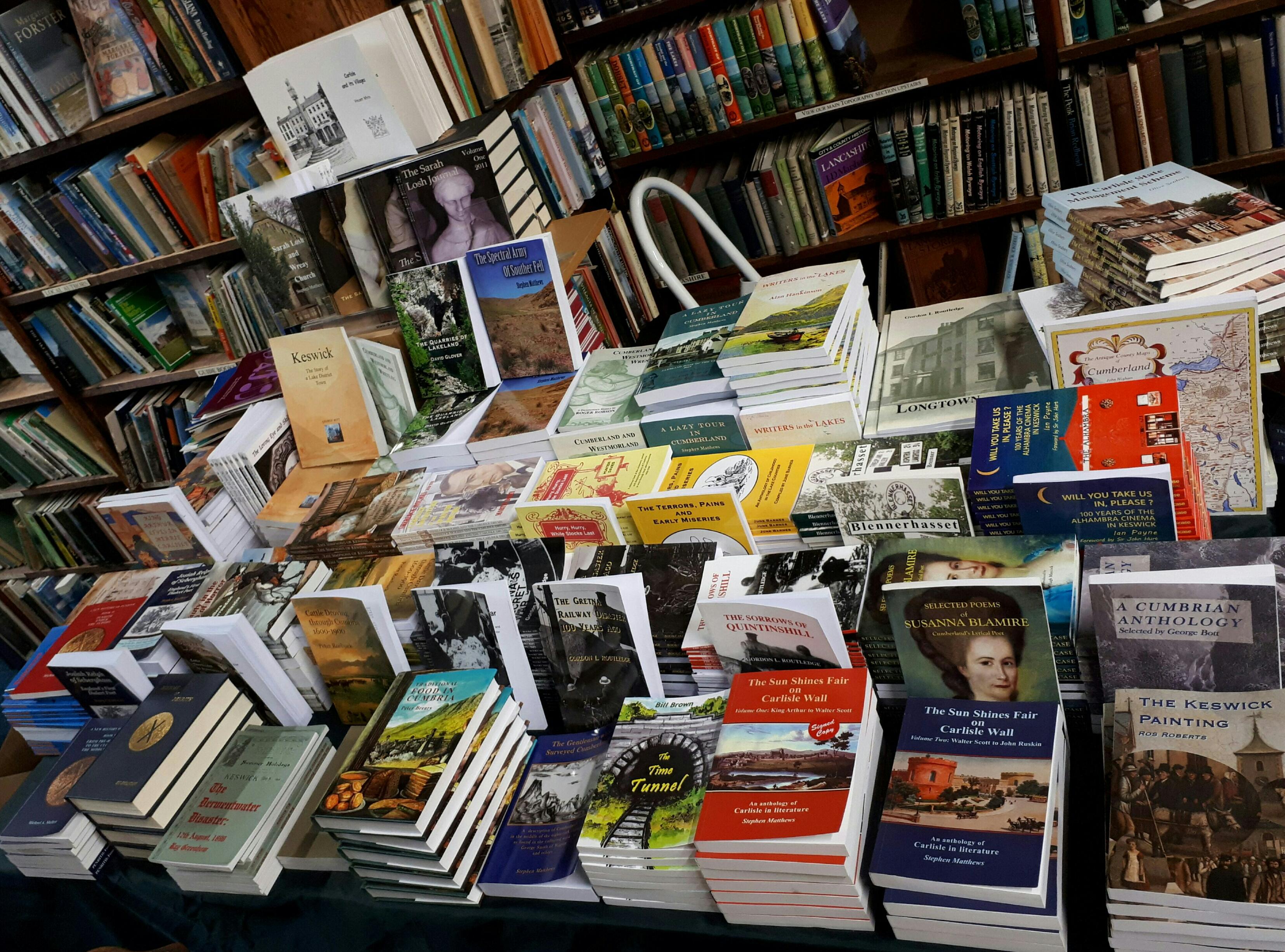 Bookcase Publications