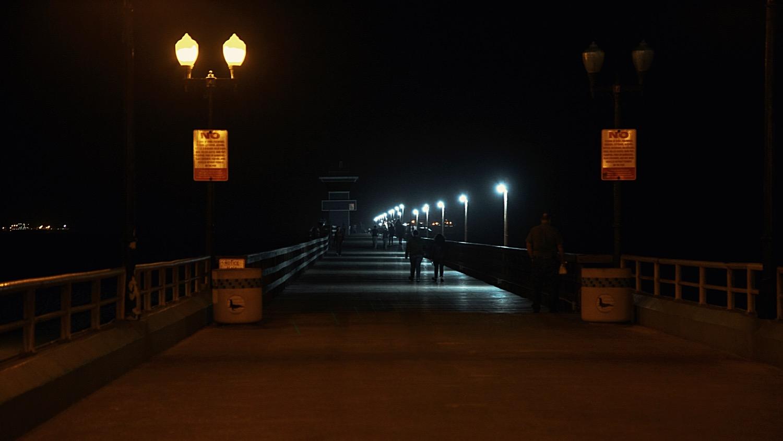 Seal Beach Pier