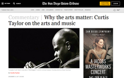 Why the arts matter!