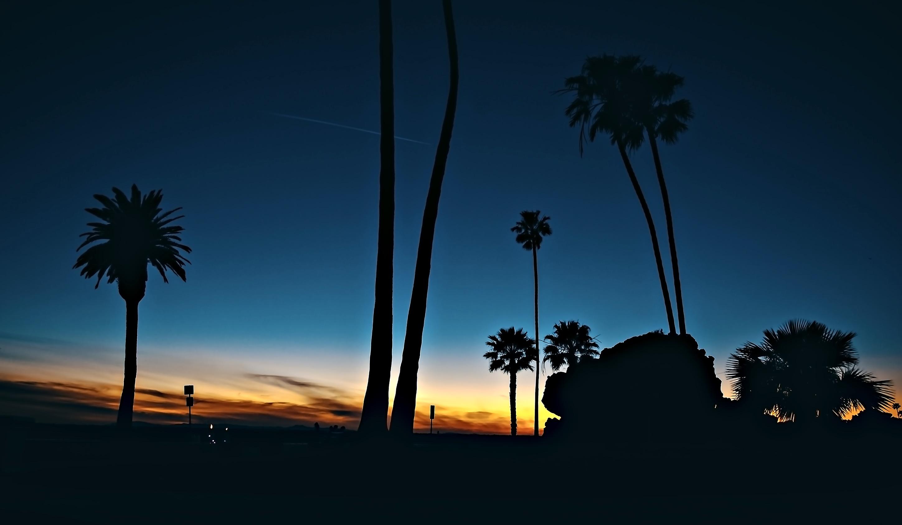 Carona Del Mar Sunset