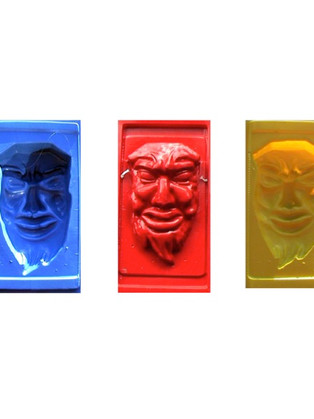 Masques thermoformés