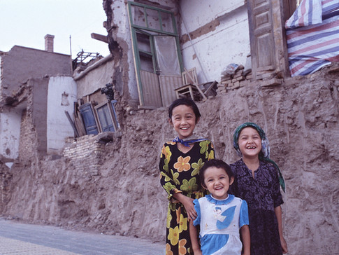 Kashgar Living Room