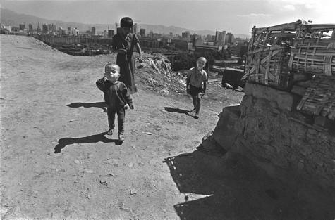 Slum, Urumqi, Xinjiang