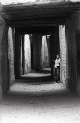 Kashgar Alley, Xinjiang