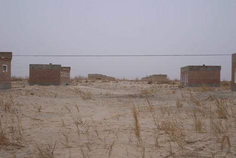 Migrant resettlement housing, Yuli County