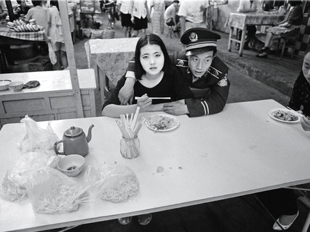 Food hall, Urumqi, Xinjiang