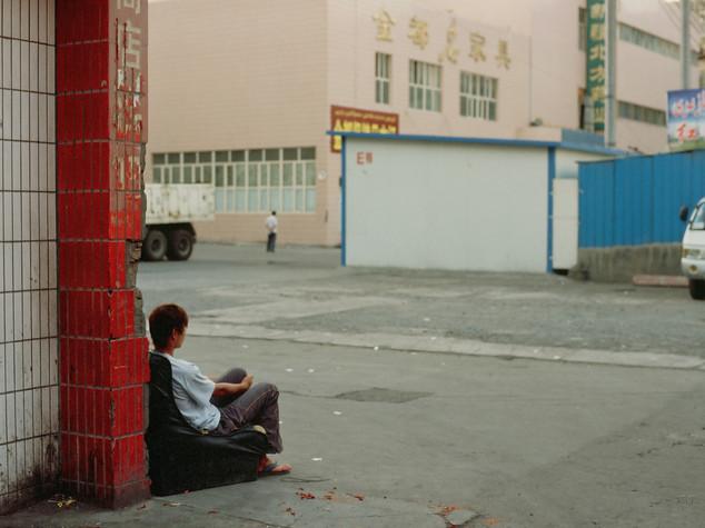 Waiting Xinjiang