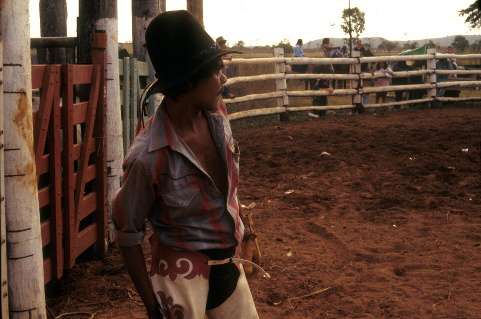 Rodeo, Hopevale, Cape York Peninsula
