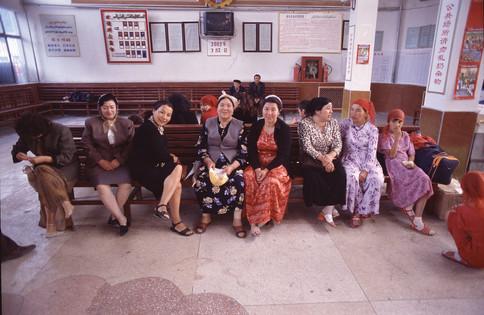 Poksam (Zepu), South Xinjiang