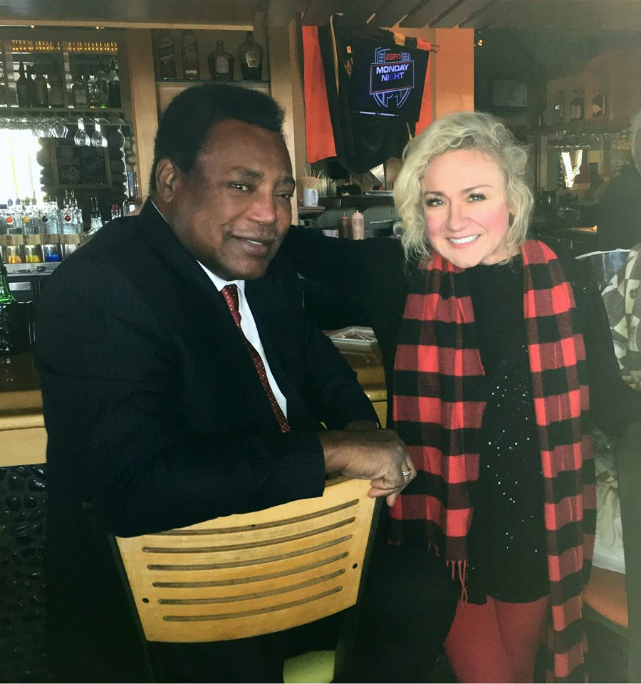 With Legendary George Benson