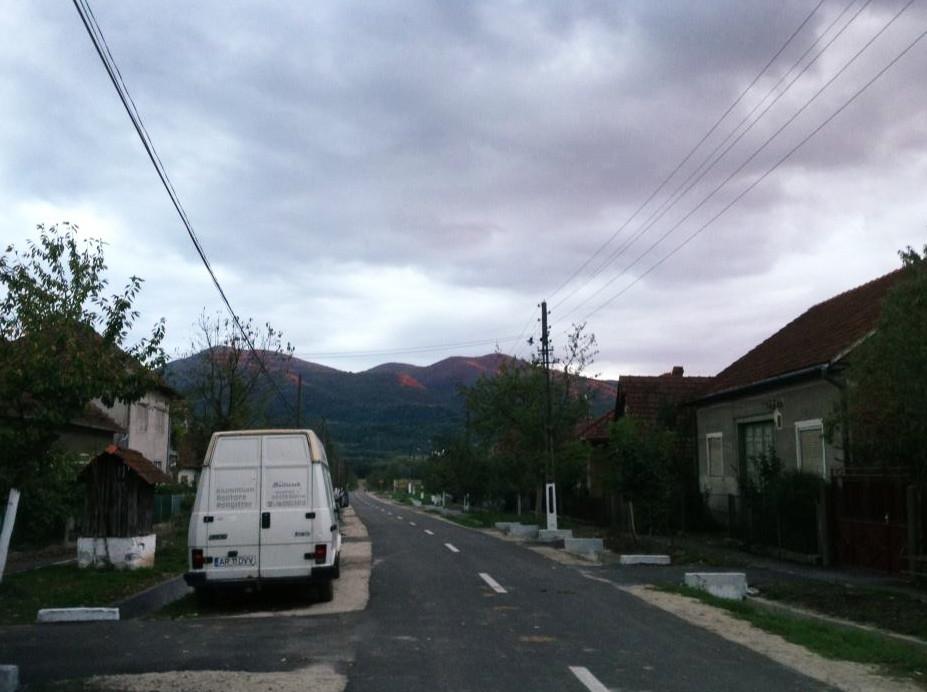 Pueblo en Gurahont