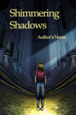 Shimmering shadows book cover