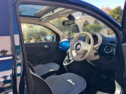 Fiat 500 Lounge auto 2014