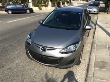 Mazda Demio Skyactive auto 2014