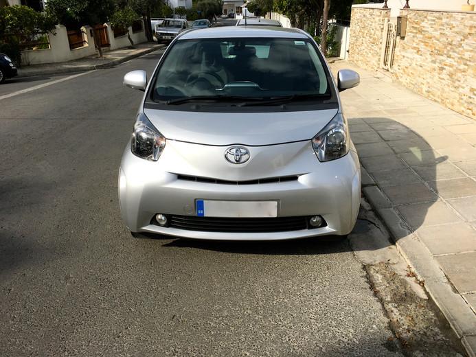 Toyota IQ 1L auto 2013