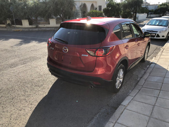 Mazda CX5 Auto 2015