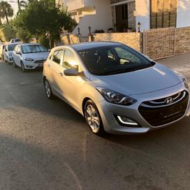 Hyundai I30 1.6L (128 hp) 2013