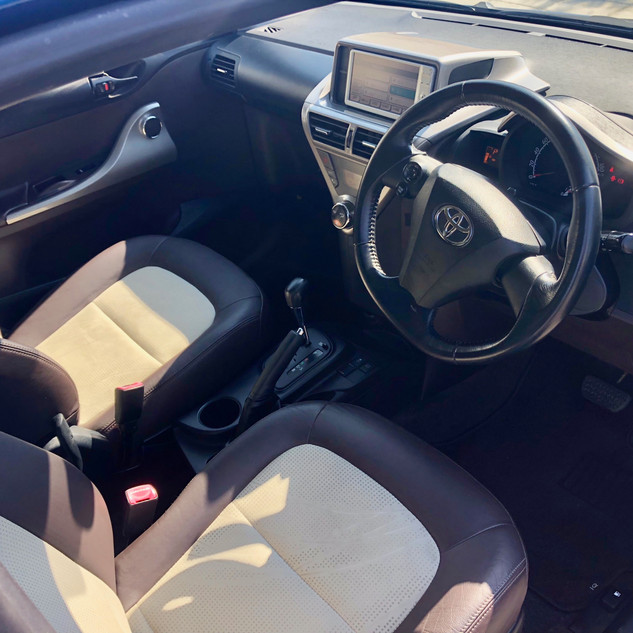 Toyota IQ 1.3 auto 2015