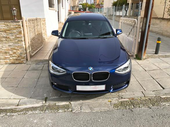 BMW 116i AUTO 2013