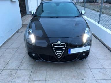 Alfa Romeo Giulietta Veloce 2L  2012