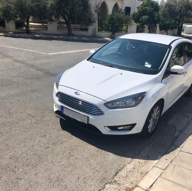 Ford Focus 2.0L Titanium auto 2015