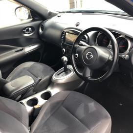 Nissan Juke 1.5L auto 2013