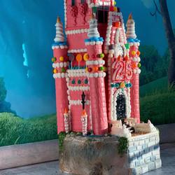 Cinderella Castle side
