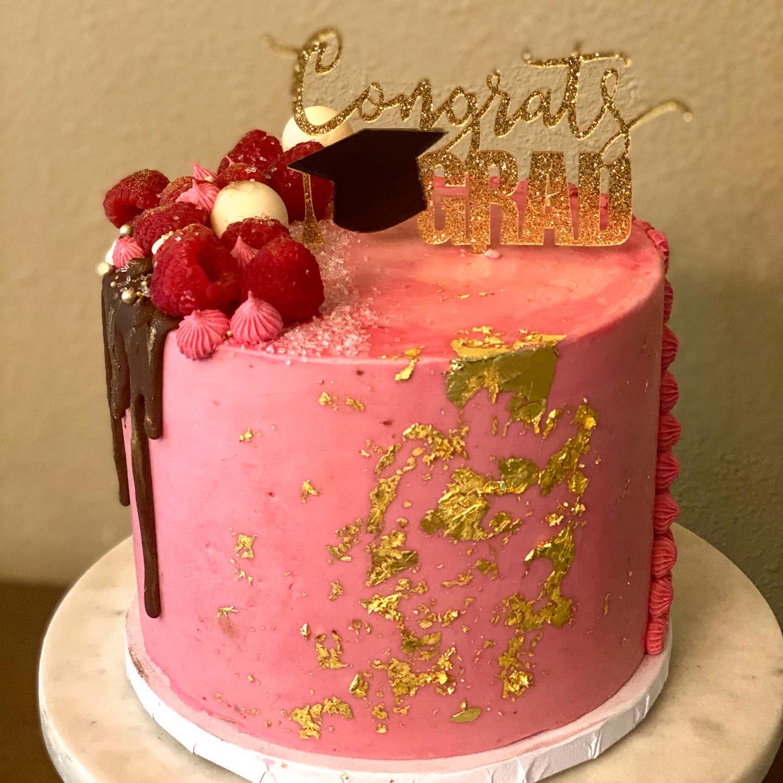 Raspberry Chocolate Cake , every day or