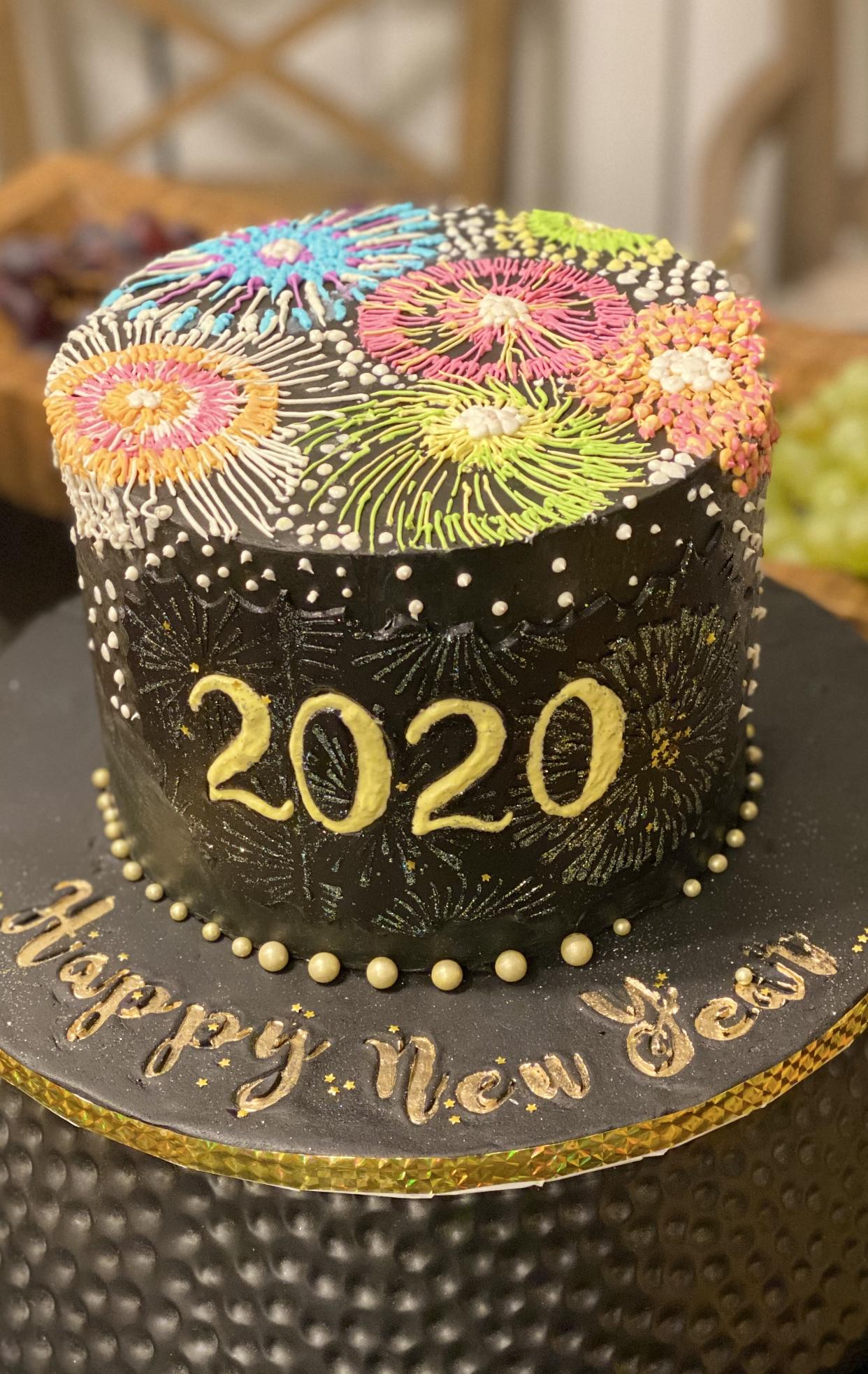 Newyears Cake