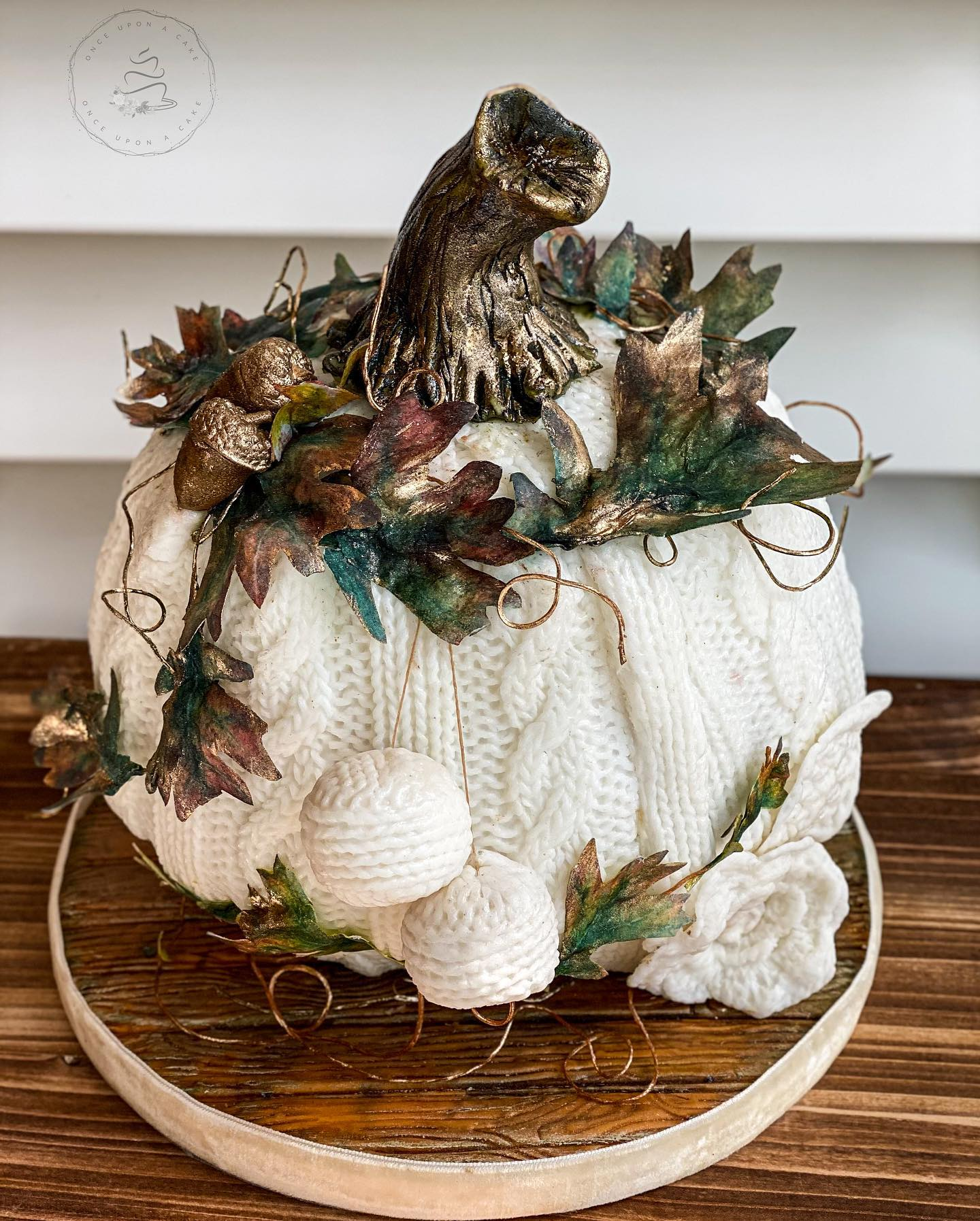 Cozy pumpkin Cake