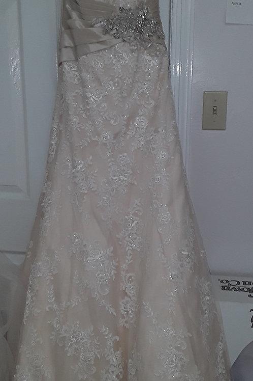 Allure  2569 Wedding dress