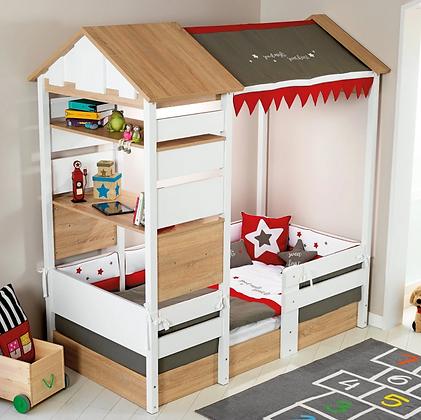 Loft Baby Montessori Bed