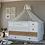 Thumbnail: Baby Cute Convertible Baby Bed
