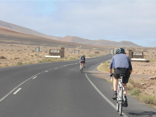 Lanzarote Cycling and Multi-Activity Holiday
