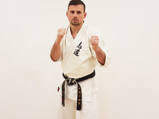 Karate Seminar mit Simon Klobe, Berlin  5. Dan Shorin Ryu Karate