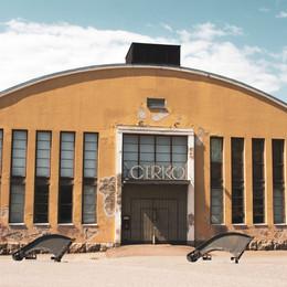 O'DD - Cirko residency - (c) Antti Suniala