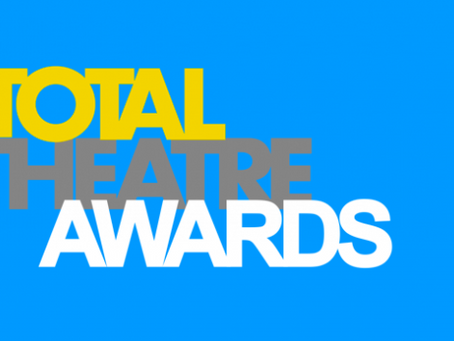 Super Sunday shortlisted for Total Theatre Awards!
